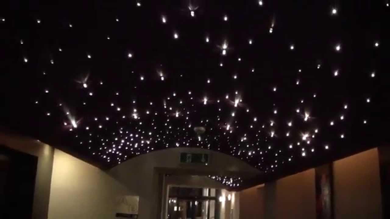 Fiber Optic Star Lighting Optics Ceiling