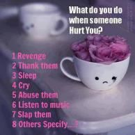 what to do when someone hurts you emotionally