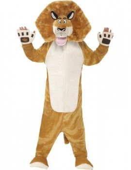 Madagascar Alex The Lion Costume | Pinterest | Madagascar Animal fancy dress costumes and Fancy  sc 1 st  Pinterest & Madagascar Alex The Lion Costume | Pinterest | Madagascar Animal ...