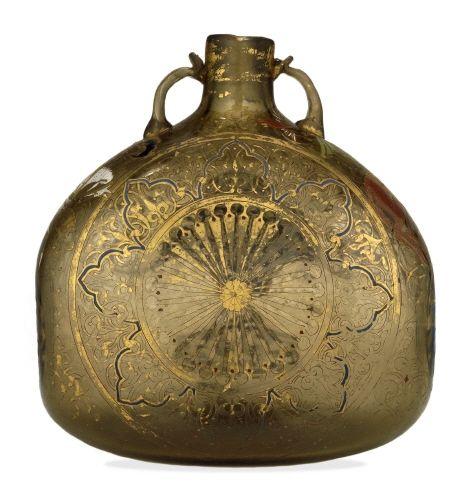 the british museum images search british museum art of glass ceramic bottle