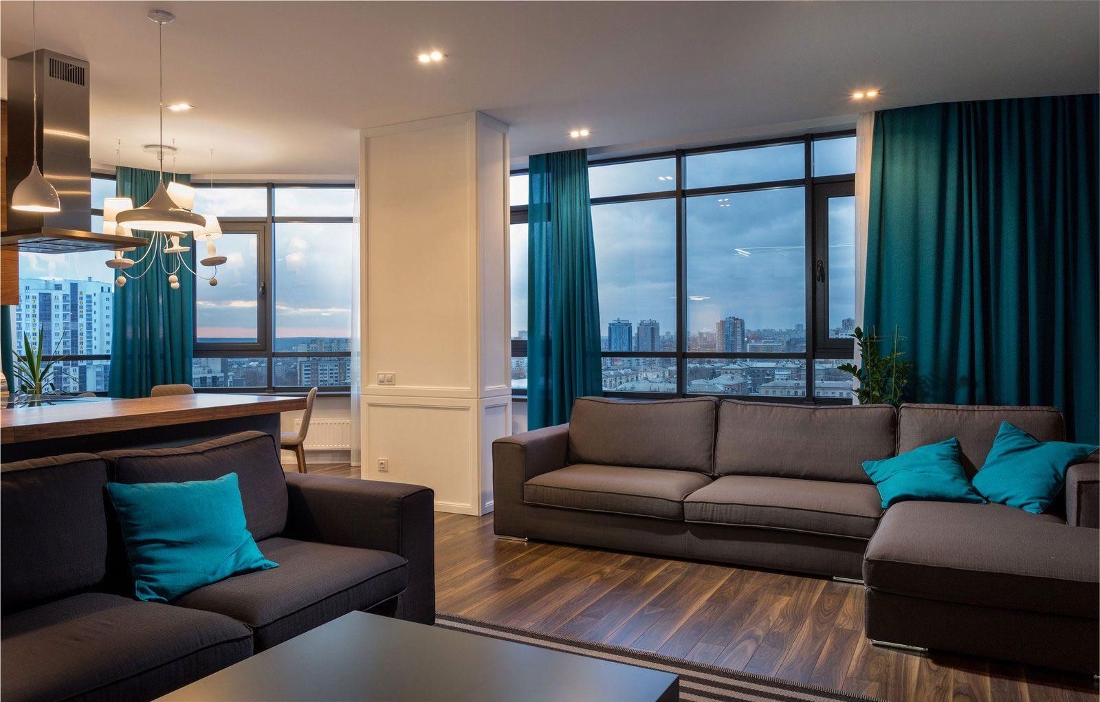 apartmentlivingroomaccentedblueapartmentforyour