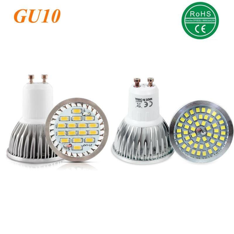 Visit To Buy 100 Quality Assurance Gu10 11w 12w Smd 2835 16 48 Led Light Bulb White Warm White Ac 220v Led Spot Aluminum Led Light Bulb Led Spot Light Bulb
