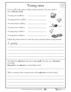 Our 5 Favorite 3rd Grade Reading Worksheets With Images Third