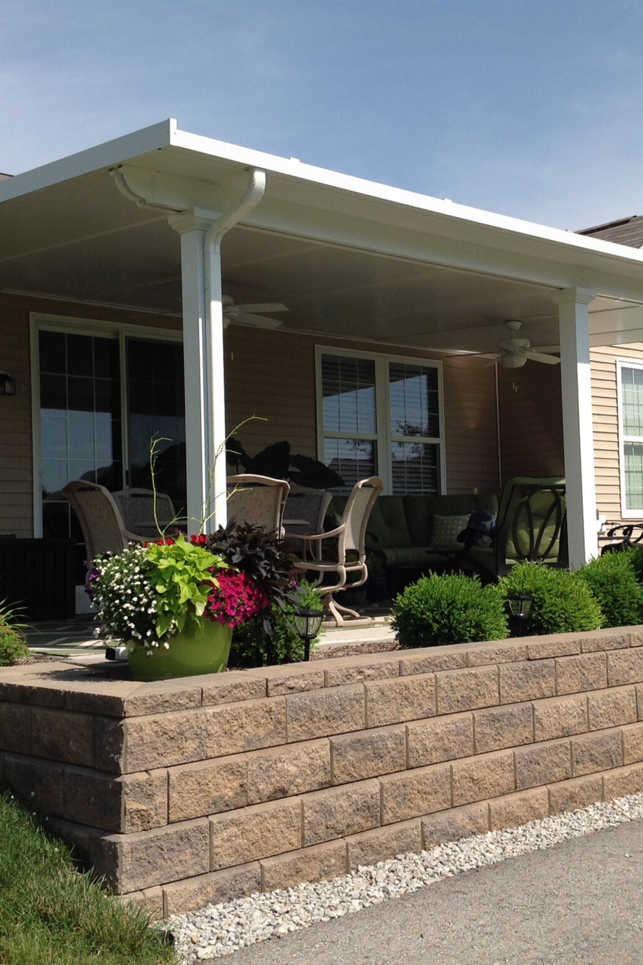 Save $1,000 on a patio cover from TEMO for a limited time ...