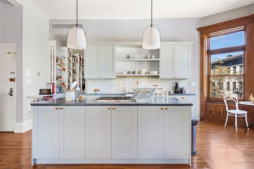 An Overwhelming Brooklyn Kitchen Gets A Refined Makeover  Famous Fascinating Famous Kitchen Designers Inspiration Design