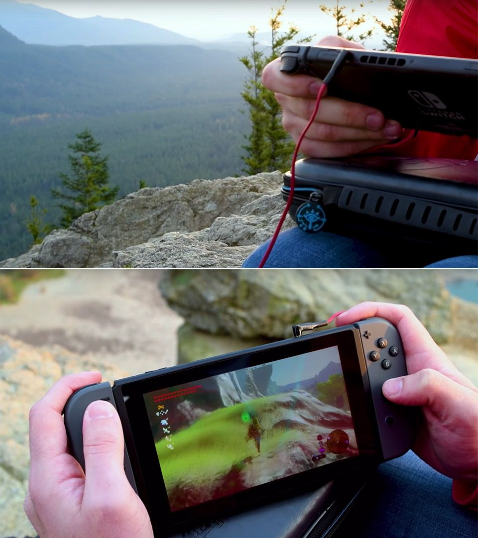 When Nintendo meets ASMR, this happens      Video Game