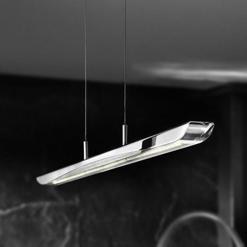 Kontinuum LED Low Voltage Contemporary Linear Suspension No – Low Voltage Chandelier