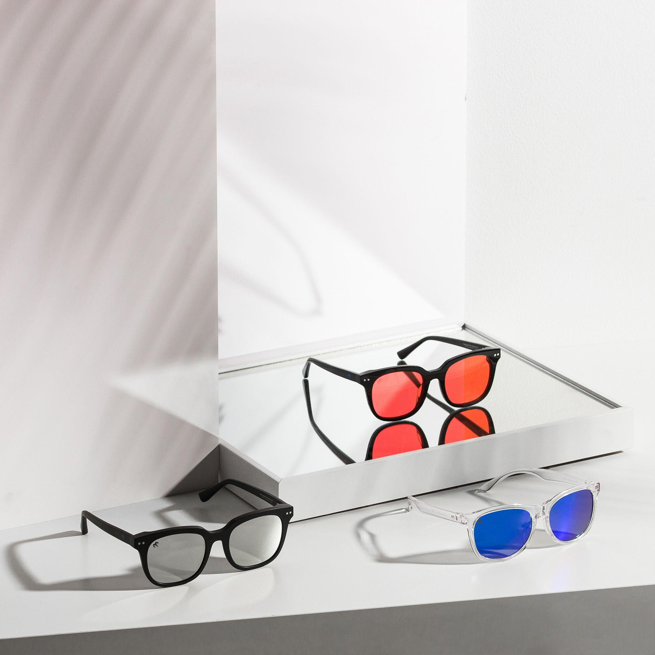 f57f97048a4 The future is bright when you wear Marsquest sunglasses. Featuring Carbon  Black x Silver