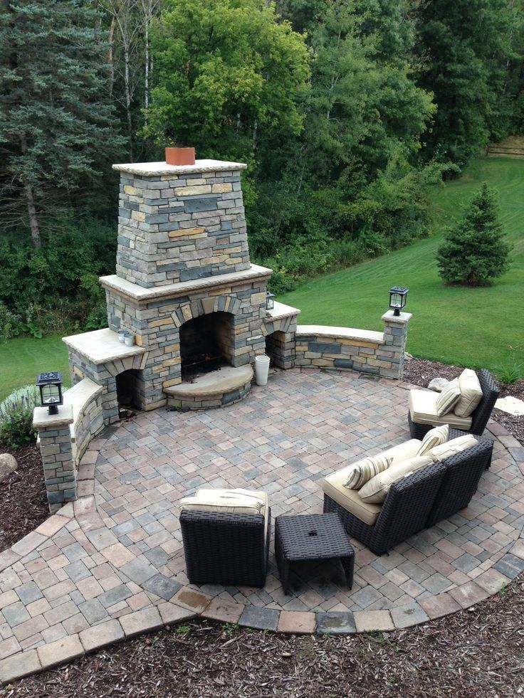 Outdoor Fireplace Designs, Outdoor Fireplace Plans Free