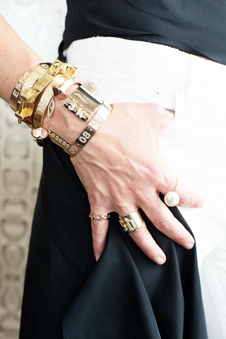 The Art of Layering Jewelry with Jennifer Fisher