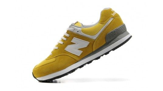 new balance zapatillas amarillas