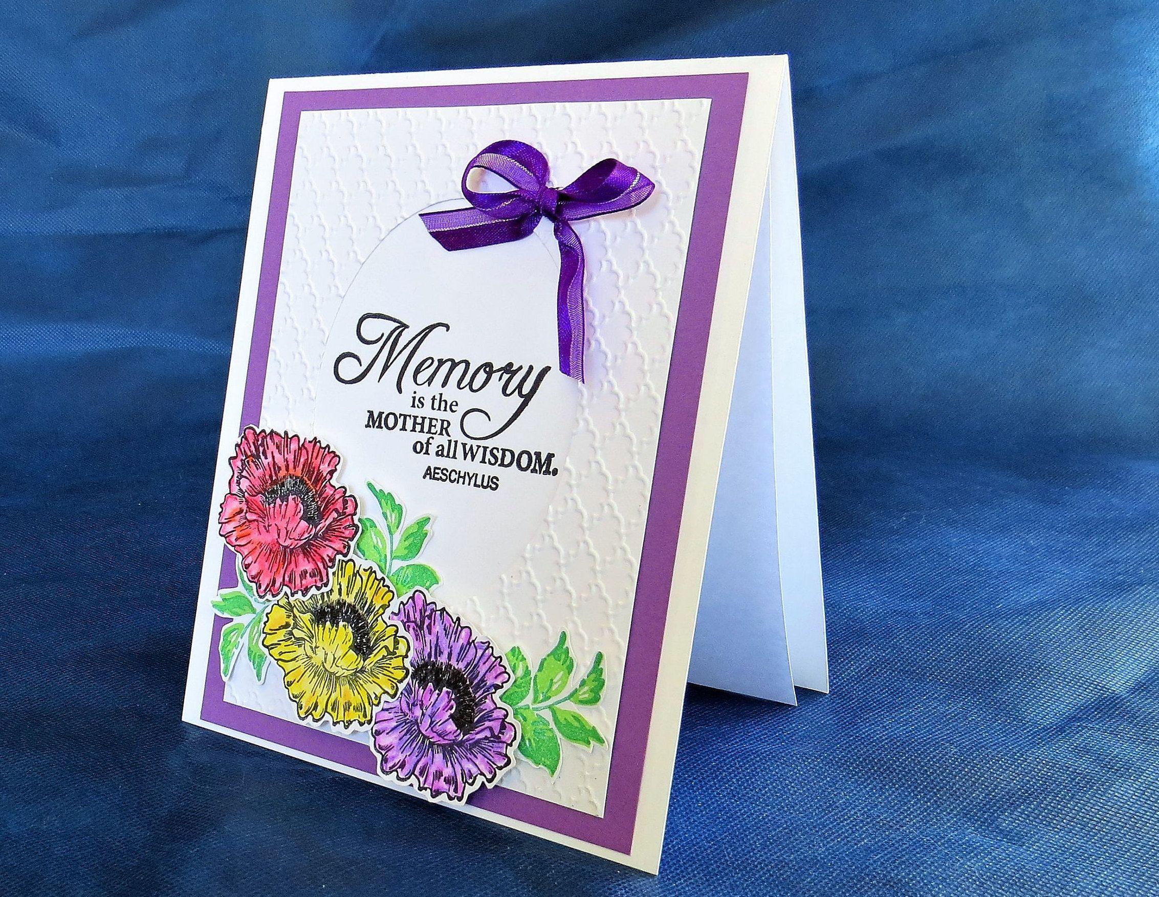 Anniversary card th th special birthday celebration th th