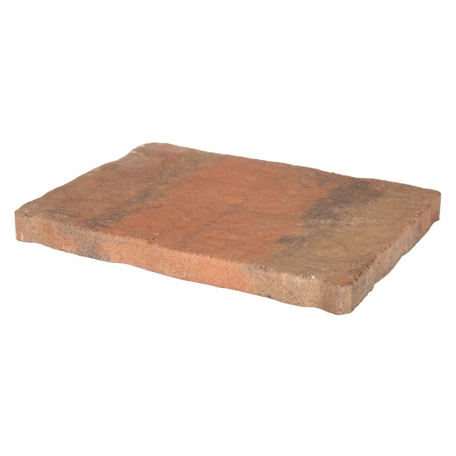 Cay Ashland Cobble Patio Stone Common 16 In X 24 Actual 15 6 H 23 5 L At Lowes