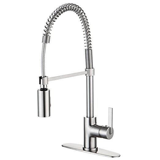 Enzo Rodi Erf7209251ap 10 Modern Commercial Kitchen Faucets With