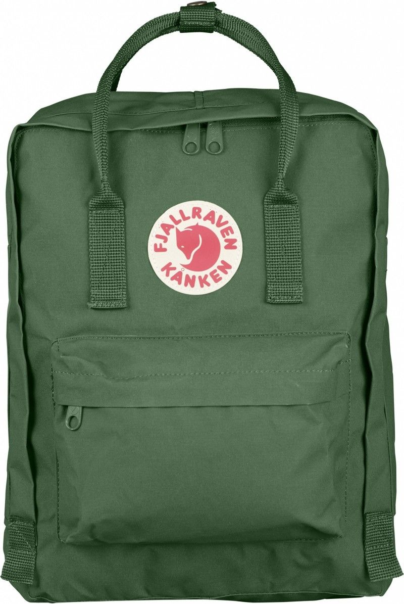 f6f592fcd38 Fjallraven Kanken Classic Backpack Salvia Green - Fjallraven Kanken # fjallraven #classic #backpack #school #fashion #bags