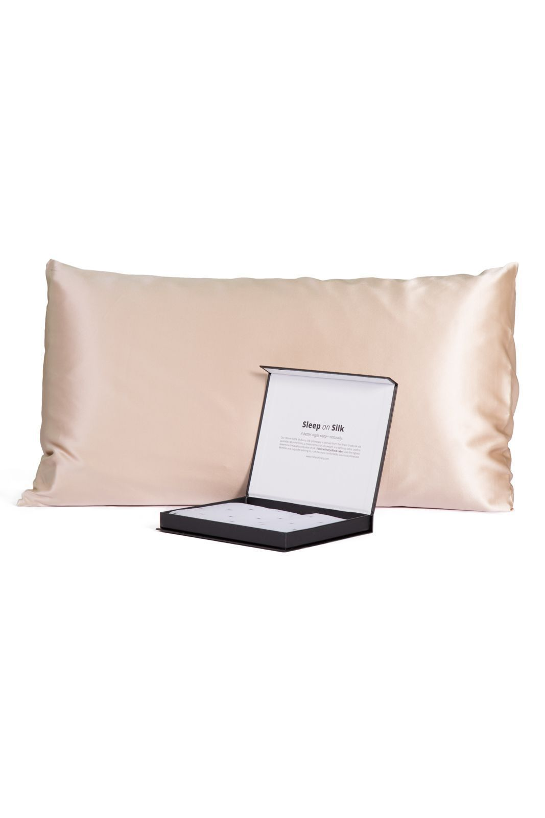 30 momme 100 pure mulberry silk pillowcase with gift box
