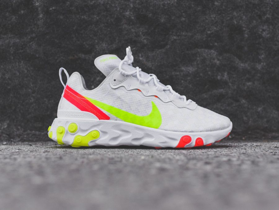 Faut-il acheter la Nike React Element 55 Checkerboard CJ0782 ...