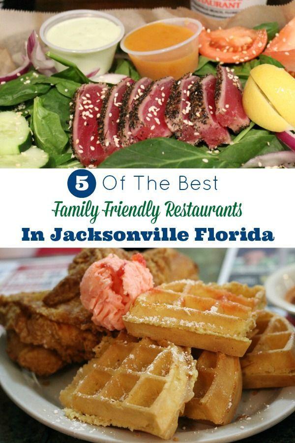 Family Friendly Restaurants In Jacksonville Fl