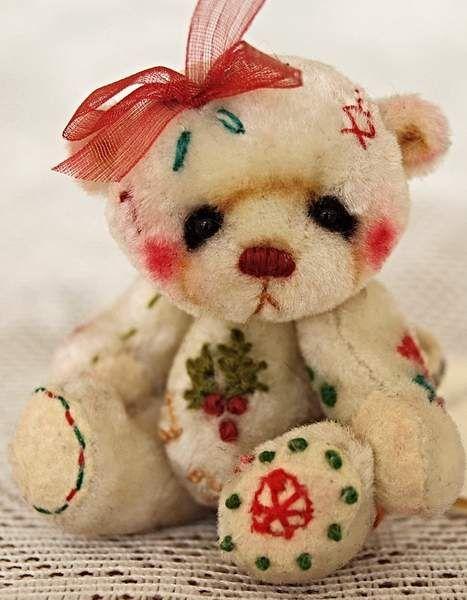 Christmas Carol By Nancy McNally - Bear Pile