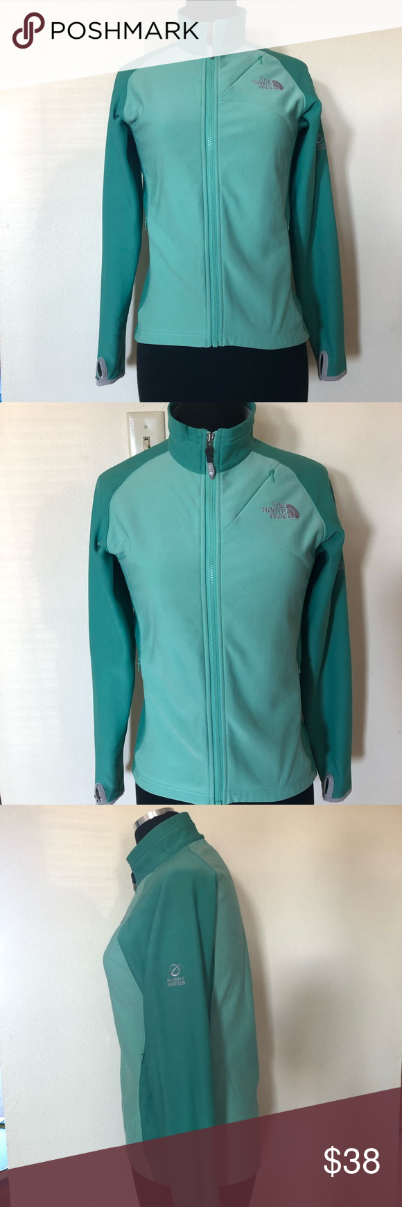 0aa44344f THE NORTH FACE FLIGHT SERIES TKA STRETCH JACKET S Pre owned THE ...