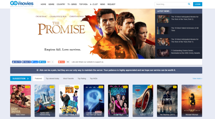 websites with free full movies