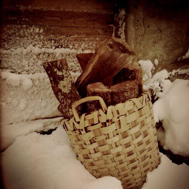 Winter in Stroppiello