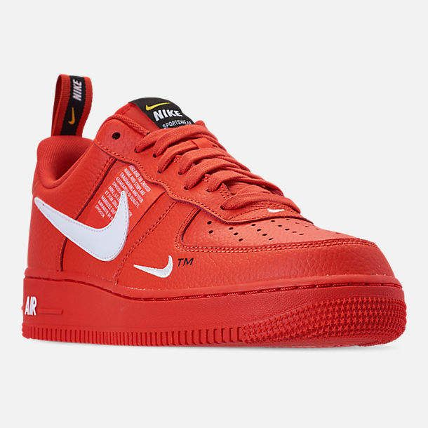 chaussure air force nike rouge