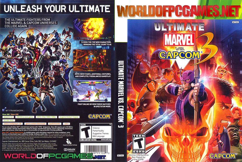 Ultimate Marvel Vs Capcom 3 Free Download Pc Repack Ultimate