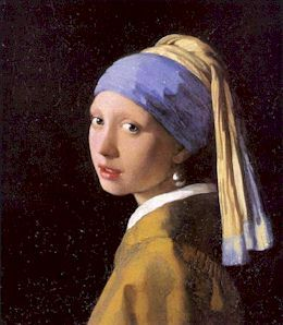 Johannes Van Der Meer Vermeer Paintings Girl With Pearl Earring Art History
