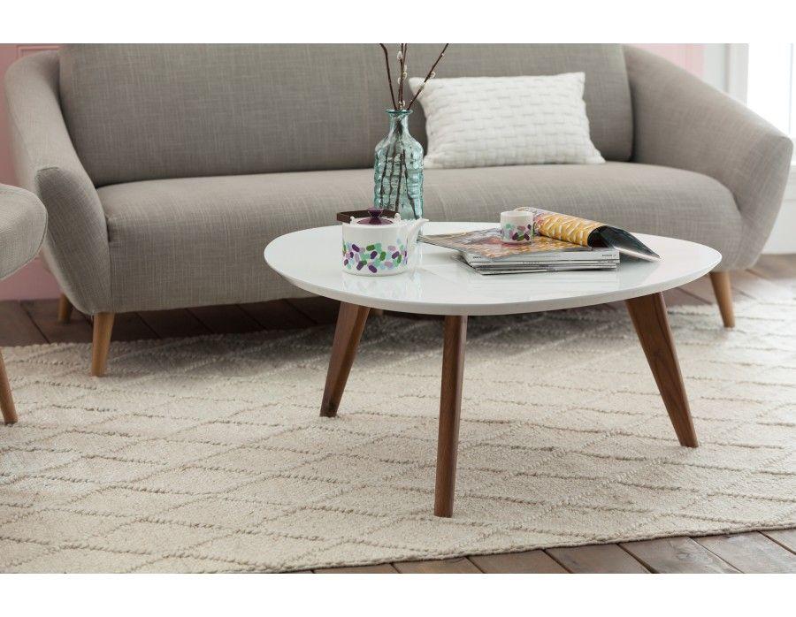 OSAKA Coffee table White To Make The House Pretty Pinterest
