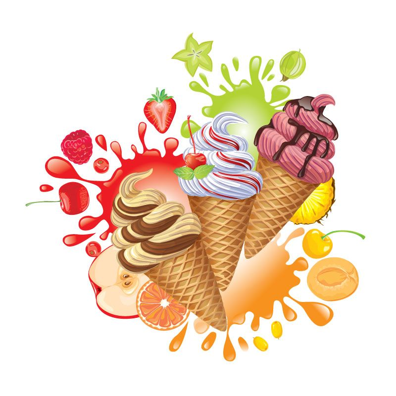 Ice Cream Cone Wallpaper: Pin By Kimberly Rochin On ICE CREAM WALLPAPER In 2019