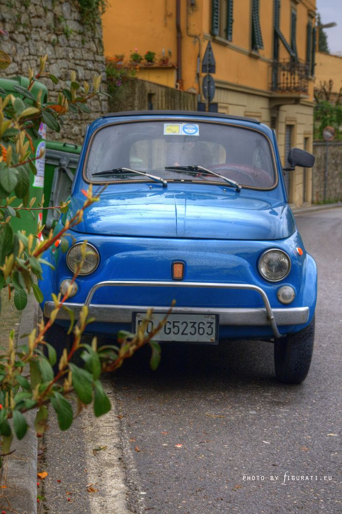 Fiat 500 von figurati.