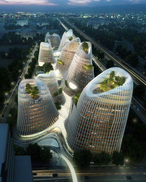 Deren Gebäude