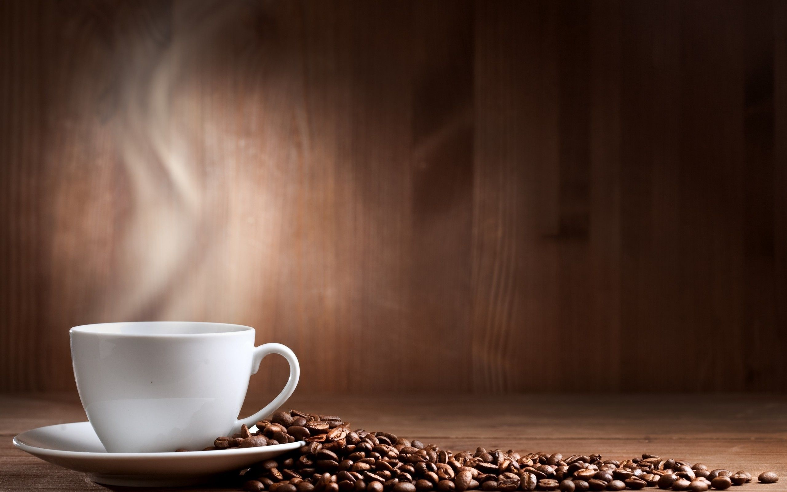 Coffee Background Wallpaper For Desktop And Mobile In High