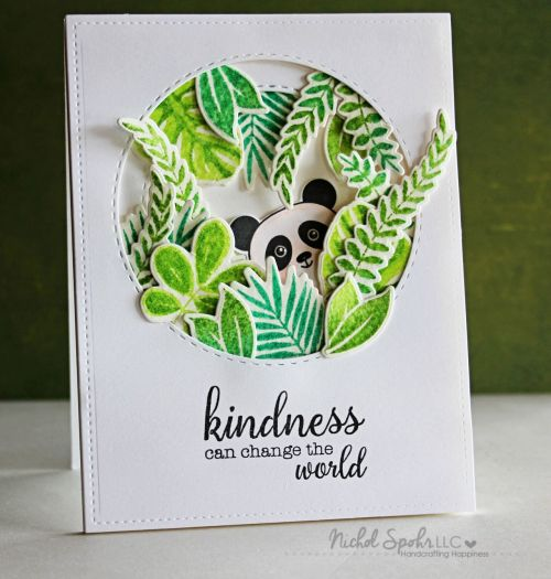 Celebrate kindness! Featuring Simon Says Stamp!