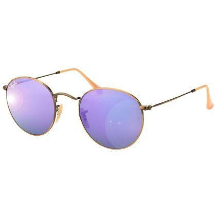 ray ban sonnenbrille lila