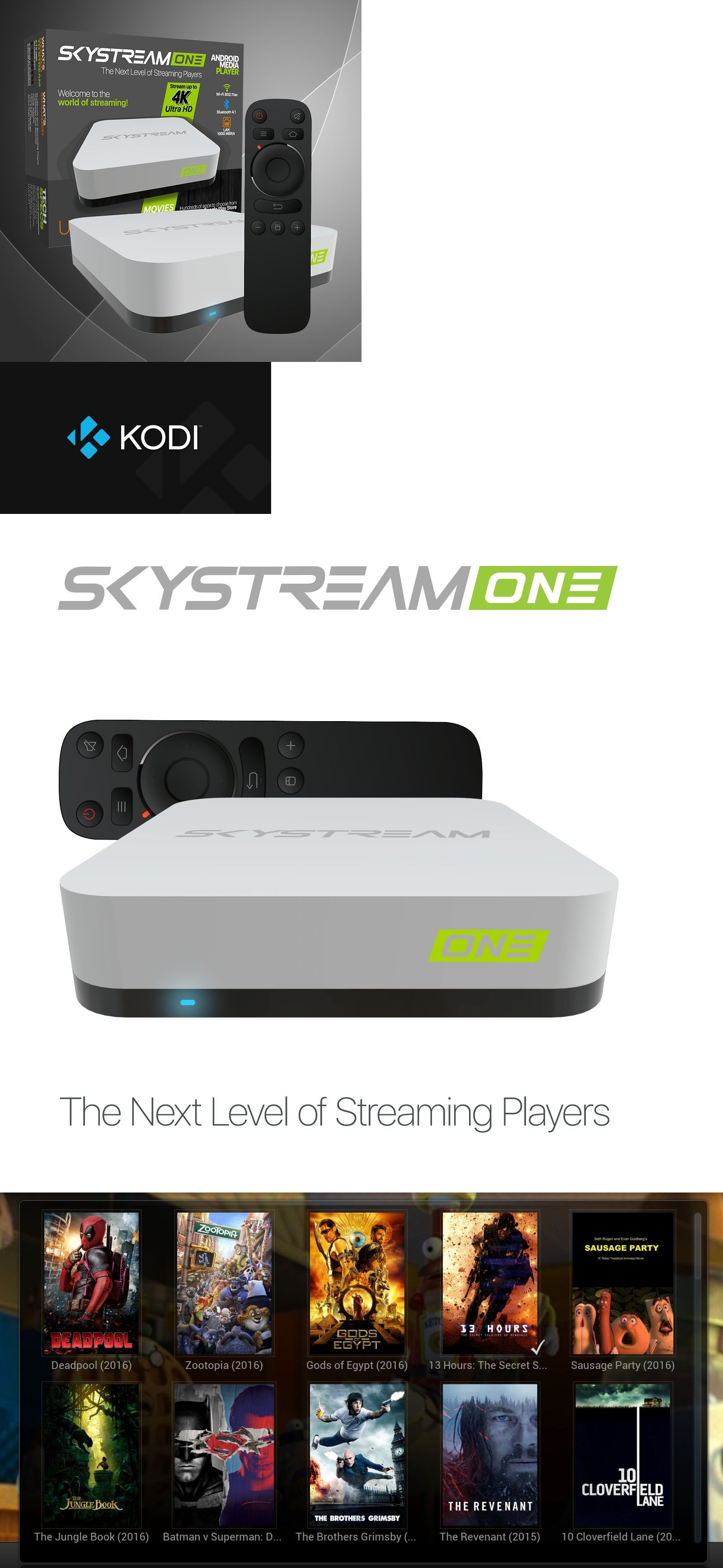Internet and Media Streamers: Top Streaming Box On The