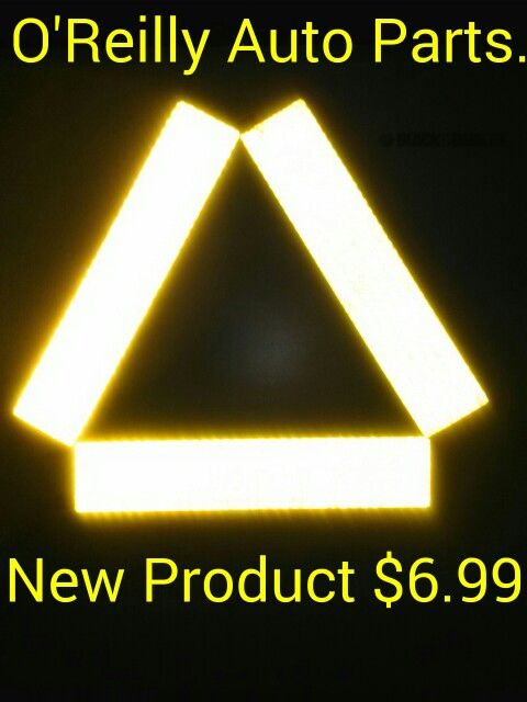 Magnetic Reflectors now available at  amazon   