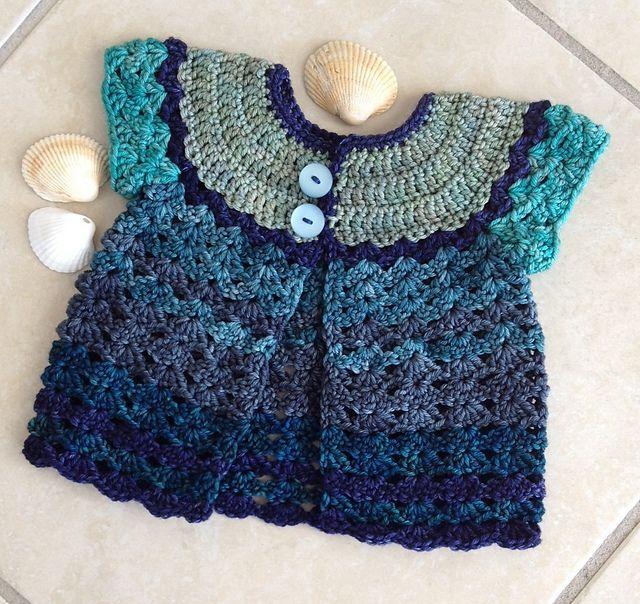 Pin de Betty Lopez en cosas | Pinterest | Saco para bebé, Vestido de ...