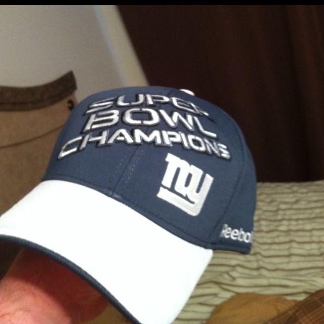 NY Giants Super Bowl Champs 2011-2012 Season?