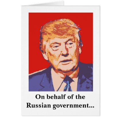 Funny Trump Hannukkah Chanukah Hanukkah Card