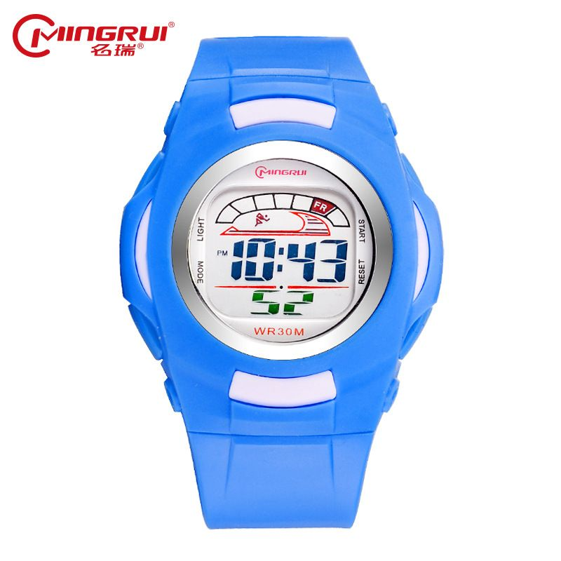 Watches Synoke Fashion Casual Children Watches 50m Waterproof Quartz Wristwatches Jelly Kids Clock Boys Hours Girls Students Watch