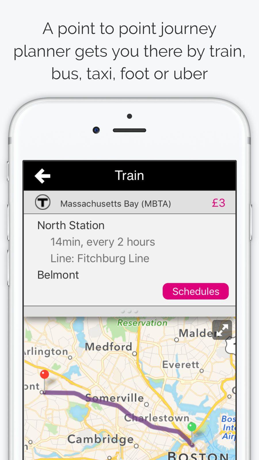 Boston Subway Map App.Boston Subway Map The T Travel Navigation Apps Ios Apple Game