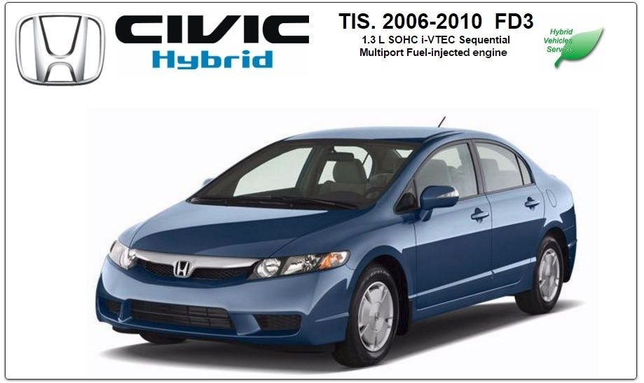 honda civic hybrid 2006 2010 tis repair service manual honda rh pinterest ie 1995 Honda Civic LX Manual 2015 Honda Civic LX Sedan