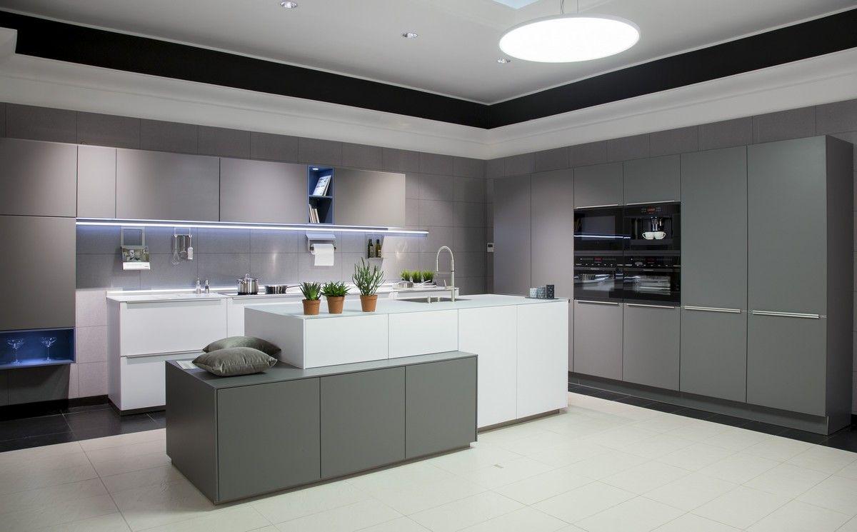 Soft Lack | nolte.moscow | kitchen | Pinterest | Kitchen living ...