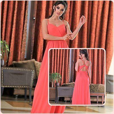 Maxi φόρεμα κοραλί Εκπτωση 40%#sale#40%#dress#womandress#woman#shopping#sh...