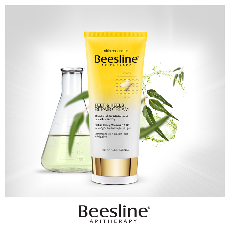 Did You Know That Eucalyptus Oil Is Used In Beesline S Feet And Heels Repair Cream Because It Has A Relaxing And Repair Cream Skin Essentials Active Ingredient
