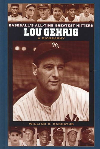 """A biography on the legendary Lou Gehrig that presents the life of the """"Iron Horse"""" within a cultural context, while adding inside information on the Gehrig legend."""