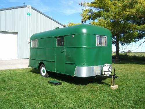 Cheap Travel Trailers For Sale >> 1940 Vagabond Camper Model 16   Vintage trailers, Vintage camper