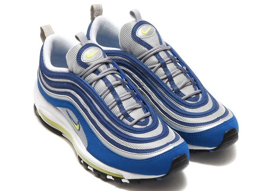 Detailed Look Nike Air Max 97 Atlantic Blue Retro 2017